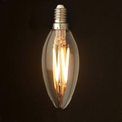 LED Retro spuldze C35 F6W...