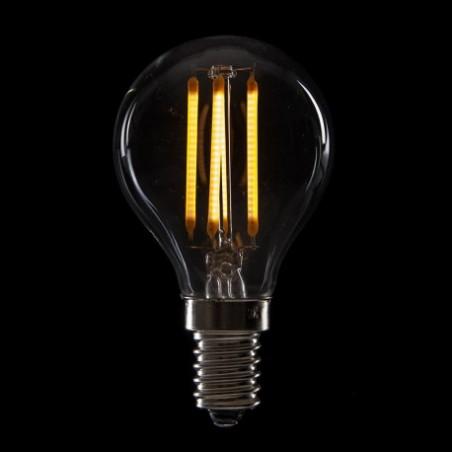 LED Retro spuldze 6W E27 G45