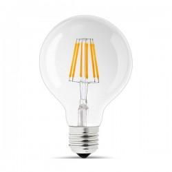 LED ретро лампочка 6W E27 G80