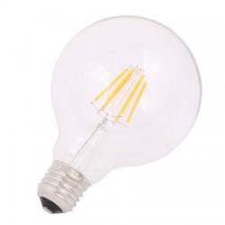 LED ретро лампочка 6W E27 G95