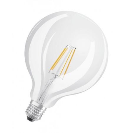 LED Retro spuldze 6W E27 G125