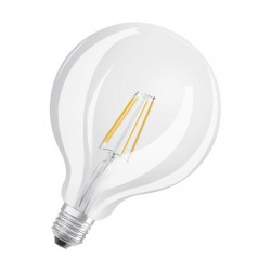 LED Ретро лампочка 8W E27 G125