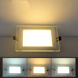 6W LED LED built-in panels,...