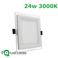 LED встроенная панель 24W...