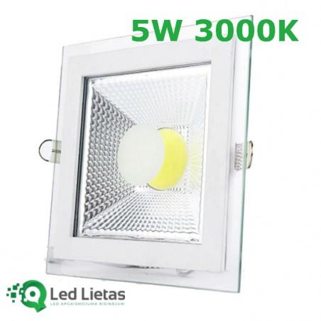 LED iebūvējams panelis 5W...