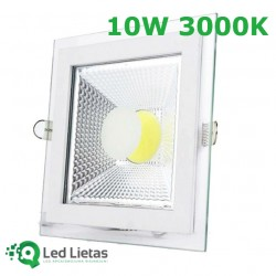 LED built-in panel 10W with...