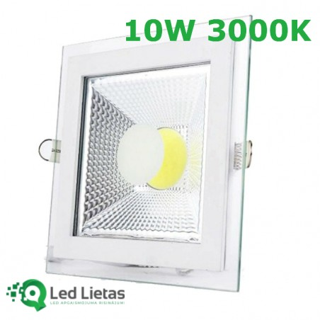 LED встроенная панель 10W с...