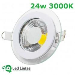 LED iebūvējams panelis 24W...