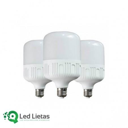 LED spuldze 10W E27 3000K T60