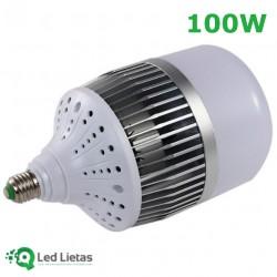 LED Spuldze 100W 4000K E27