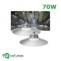 LED Aluminum reflector 70W...