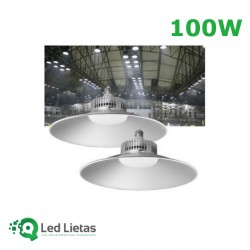 LED Aluminum reflector 100W...