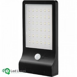 LED floodlight with motion...