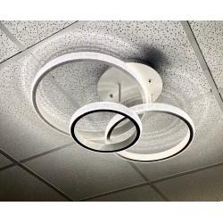 LED-taklampa / ljuskrona 2002