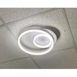 LED griestu lampa / lustra...