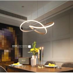 Plafonnier à LED / lustre 1988