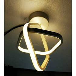 LED-korridortaklampa C7002