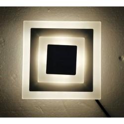 LED-käytävän kattovalaisin...