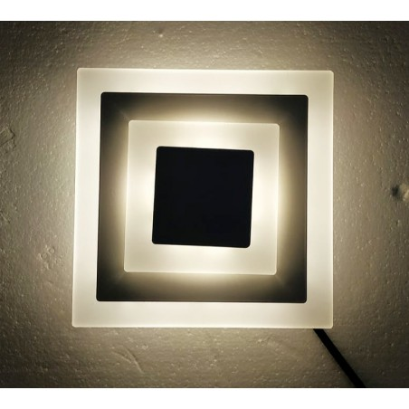 Lámpara de techo LED para...