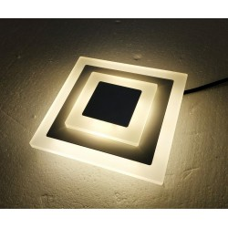 LED-korridortaklampa C7003